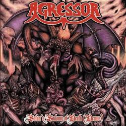 Agressor - Satan's Sodomy Of Death (Demos) - CD