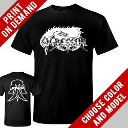 Agressor - White Hand - Print on demand