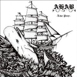 Ahab - Live Prey - CD DIGIPAK
