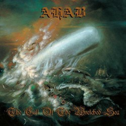 Ahab - The Call of the Wretched Sea - CD