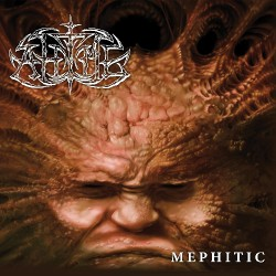 Ahtme - Mephitic - CD DIGIPAK