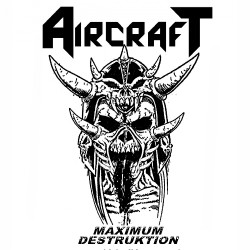 Aircraft - Maximum Destruktion - LP