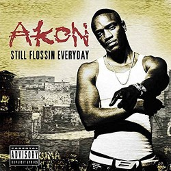 Akon - Still Flossin Everyday - CD