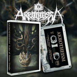 Akrotheism - The Law Of Seven Deaths - CASSETTE