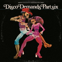 Al Kent - Disco Demands Part 6 - TRIPLE LP
