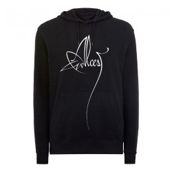 Alcest - Logo - Hooded Sweat Shirt (Men)