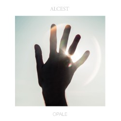 "Alcest - Opale (White Edition) - 7"" vinyl coloured"