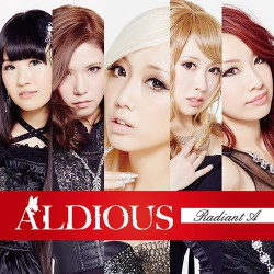 Aldious - Radiant A - CD