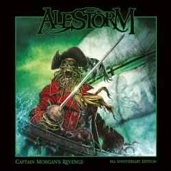 Alestorm - Captain Morgan's Revenge - 10th Anniversary Edition - 2CD DIGIBOOK