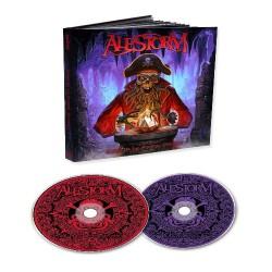 Alestorm - Curse Of The Crystal Coconut - 2CD DIGIBOOK