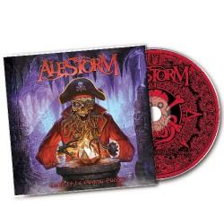 Alestorm - Curse Of The Crystal Coconut - CD