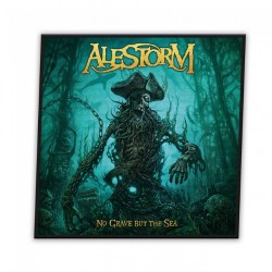 Alestorm - No Grave But The Sea - Patch
