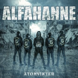 Alfahanne - Atomvinter - CD