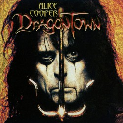 Alice Cooper - Dragontown - DOUBLE LP Gatefold