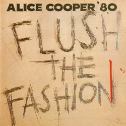 Alice Cooper - Flush The Fashion - CD
