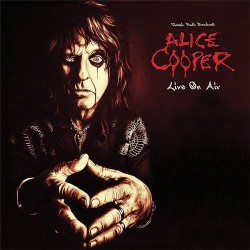 Alice Cooper - Live On Air - LP