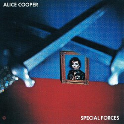 Alice Cooper - Special Forces - CD