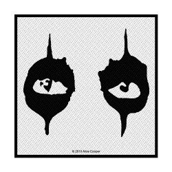 Alice Cooper - The Eyes - Patch