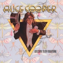 Alice Cooper - Welcome To My Nightmare - CD