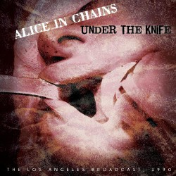 Alice In Chains - Under The Knife - CD