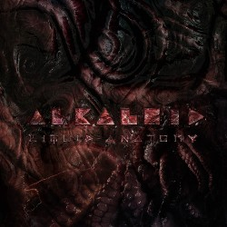 Alkaloid - Liquid Anatomy - CD DIGIPAK + Digital