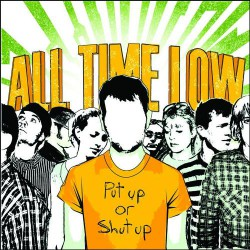 All Time Low - Put Up Or Shut Up - LP