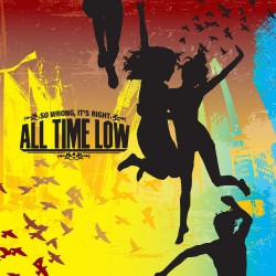 All Time Low - So Wrong, It's Right - LP