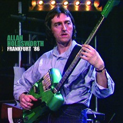 Allan Holdsworth - Frankfurt '86 - CD + DVD Digipak