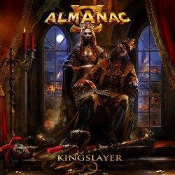 Almanac - Kingslayer - CD