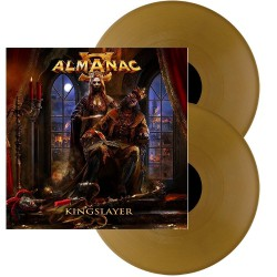 Almanac - Kingslayer - DOUBLE LP GATEFOLD COLOURED
