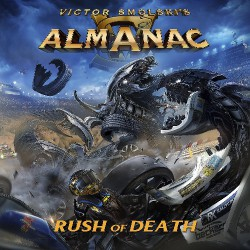 Almanac - Rush Of Death - LP Gatefold Coloured