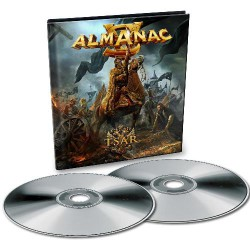 Almanac - Tsar - CD + DVD digibook
