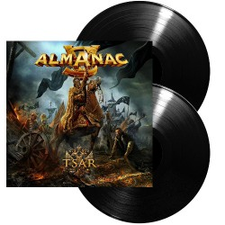 Almanac - Tsar - DOUBLE LP Gatefold