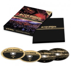 Alter Bridge - Live At The Royal Albert Hall Featuring The Parallax Orchestra - BLU-RAY + DVD + 2CD