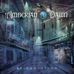Amberian Dawn - Re-Evolution - CD