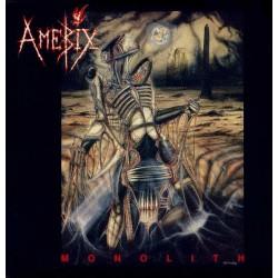 Amebix - Monolith - CD SLIPCASE