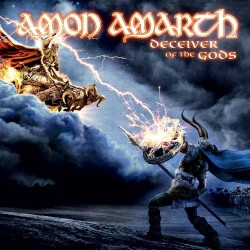 Amon Amarth - Deceiver Of The Gods - CD