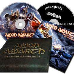 Amon Amarth - Deceiver Of The Gods [LTD Edition] - 2CD BOX