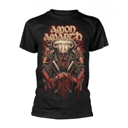 Amon Amarth - Fight - T-shirt (Men)