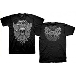 Amon Amarth - Grey Skull - T-shirt (Men)