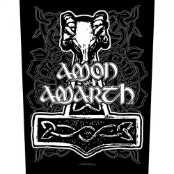 Amon Amarth - Hammer - BACKPATCH