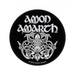 Amon Amarth - Odin - Patch