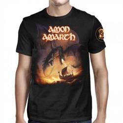 Amon Amarth - Sea Of Blood Tour Dates - T-shirt (Men)