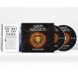 Amon Amarth - The Pursuit Of Vikings - CD + BLU-RAY Digipak