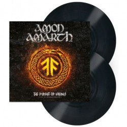 Amon Amarth - The Pursuit Of Vikings - DOUBLE LP Gatefold
