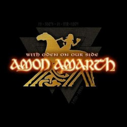 Amon Amarth - With Oden On Our Side - CD