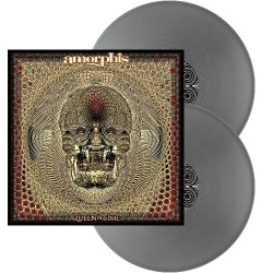 Amorphis - Queen Of Time - DOUBLE LP GATEFOLD COLOURED