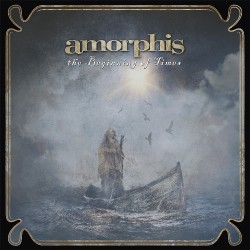 Amorphis - The Beginning Of Times - DOUBLE LP GATEFOLD COLOURED