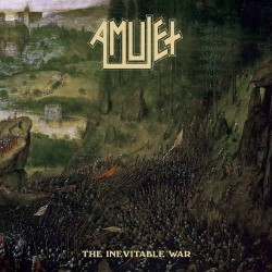 Amulet - The Inevitable War - LP COLOURED