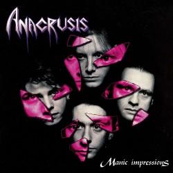 Anacrusis - Manic Impressions - CD DIGIPAK